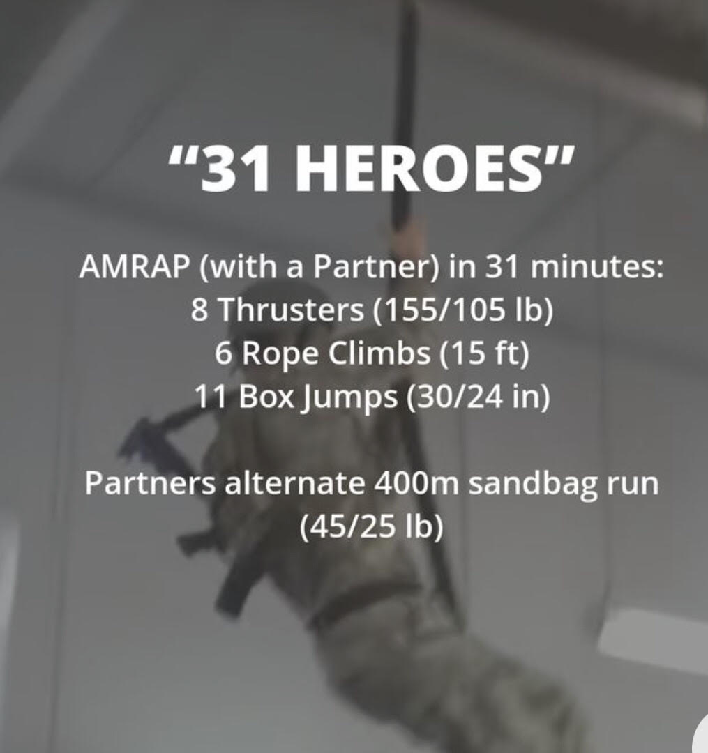 2021-08-07 31 Heroes